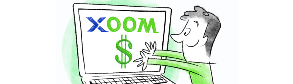 """How Xoom Works"", animated ad"