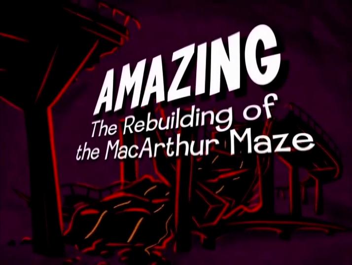 """""""Amazing"""" title"""