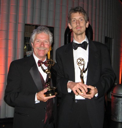 """Bridge So Far"" 2 2007 Emmys; David L Brown, Charlie Canfield"