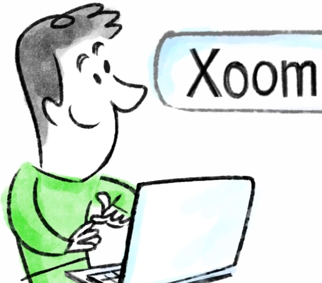 "From Xoom ""Refer A Friend"" ad"
